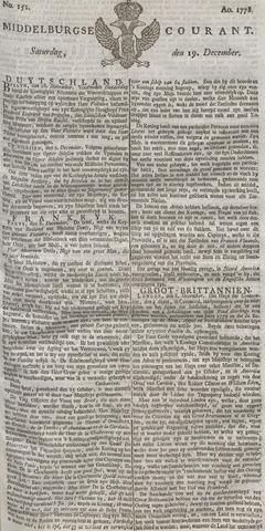 Middelburgsche Courant 1778-12-19