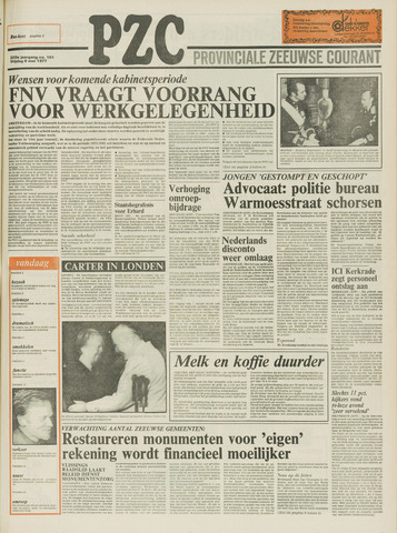 Provinciale Zeeuwse Courant 1977-05-06