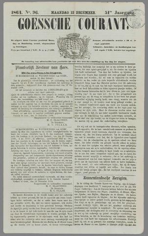 Goessche Courant 1864-12-12