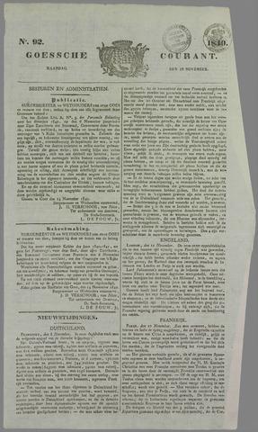 Goessche Courant 1840-11-16