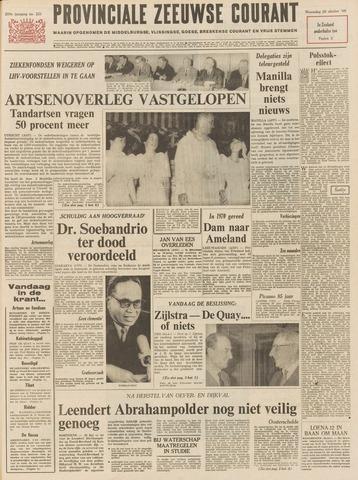 Provinciale Zeeuwse Courant 1966-10-26