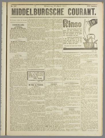 Middelburgsche Courant 1927-06-14