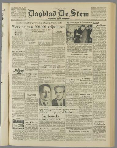 de Stem 1952-11-22