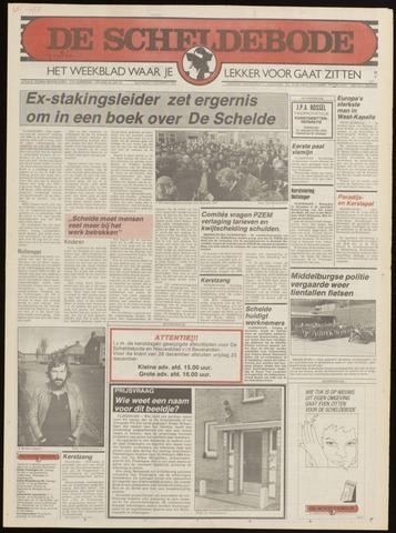 Scheldebode 1983-12-14