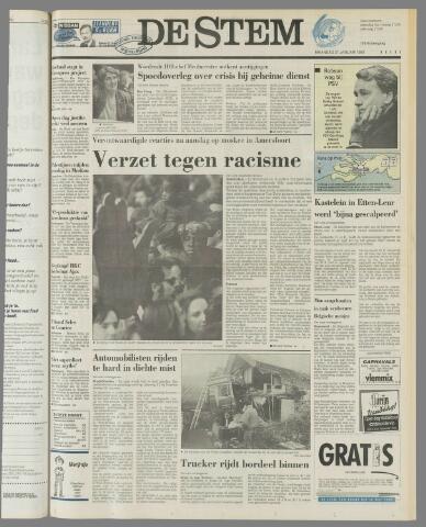 de Stem 1992-01-27