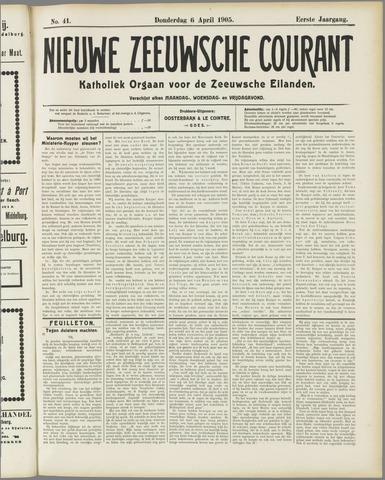 Nieuwe Zeeuwsche Courant 1905-04-06