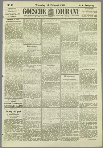 Goessche Courant 1932-02-17
