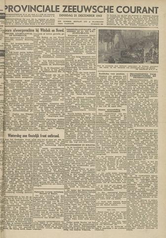 Provinciale Zeeuwse Courant 1943-12-21