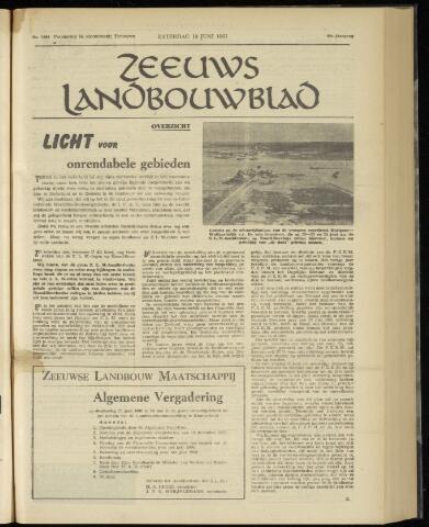 Zeeuwsch landbouwblad ... ZLM land- en tuinbouwblad 1961-06-10