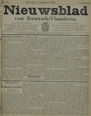 Nieuwsblad voor Zeeuwsch-Vlaanderen 1893-08-05