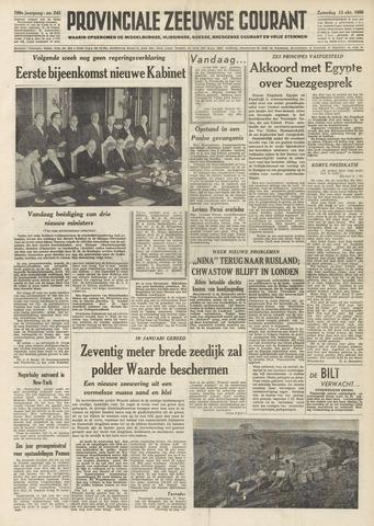 Provinciale Zeeuwse Courant 1956-10-13