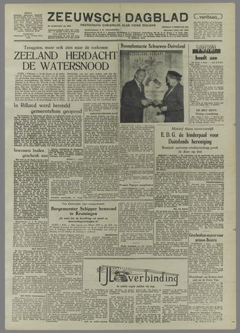 Zeeuwsch Dagblad 1954-02-02
