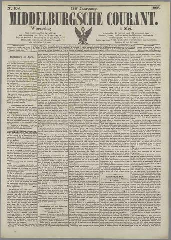 Middelburgsche Courant 1895-05-01