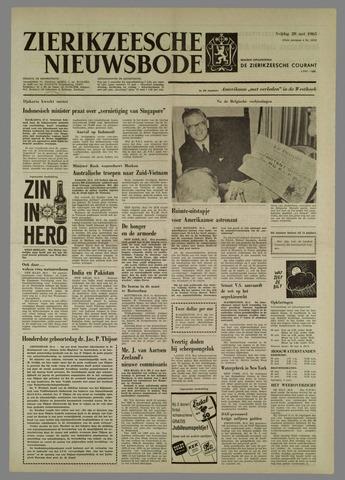 Zierikzeesche Nieuwsbode 1965-05-28
