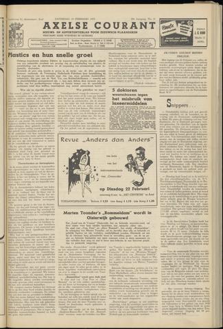 Axelsche Courant 1955-02-19