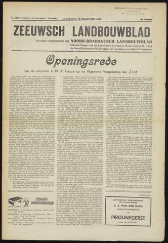 Zeeuwsch landbouwblad ... ZLM land- en tuinbouwblad 1954-12-18