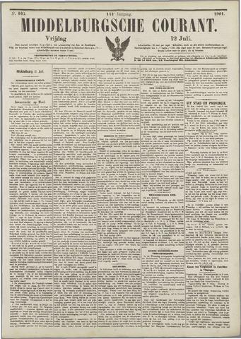 Middelburgsche Courant 1901-07-12