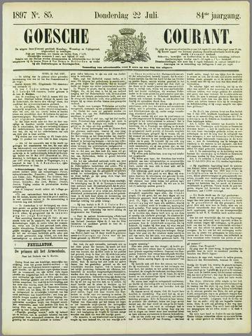 Goessche Courant 1897-07-22
