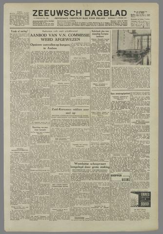Zeeuwsch Dagblad 1950-10-07