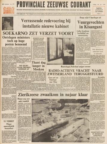 Provinciale Zeeuwse Courant 1966-07-29
