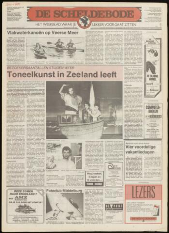 Scheldebode 1986-05-22