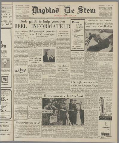 de Stem 1963-06-29