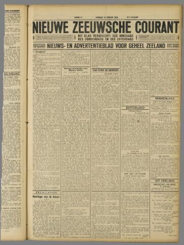 Nieuwe Zeeuwsche Courant 1928-01-10