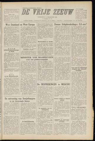 de Vrije Zeeuw 1948-08-11
