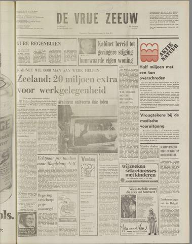 de Vrije Zeeuw 1973-09-29