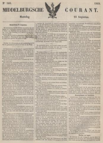 Middelburgsche Courant 1869-08-23