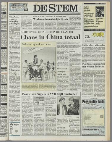 de Stem 1989-05-22