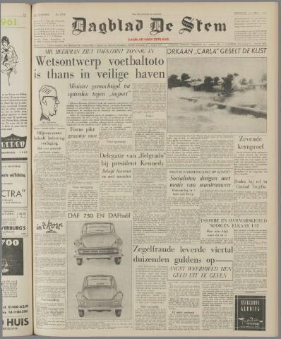 de Stem 1961-09-13