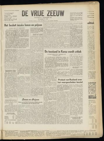 de Vrije Zeeuw 1950-09-07