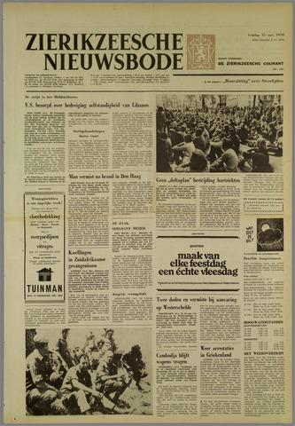 Zierikzeesche Nieuwsbode 1970-05-15