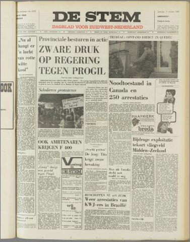 de Stem 1970-10-17