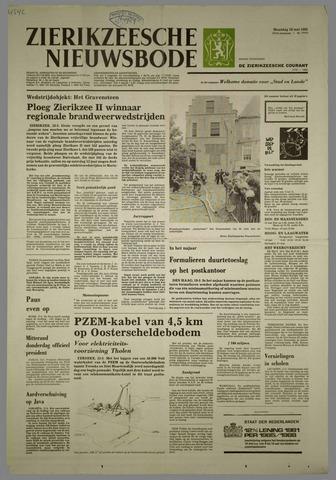Zierikzeesche Nieuwsbode 1981-05-18