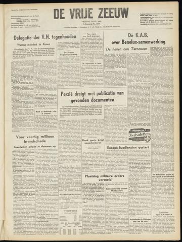de Vrije Zeeuw 1951-07-13