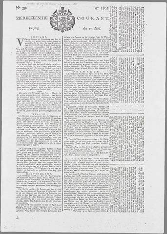 Zierikzeesche Courant 1805