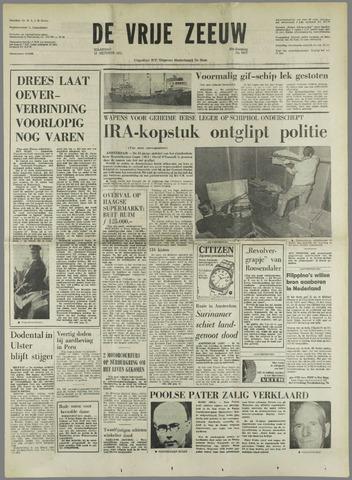 de Vrije Zeeuw 1971-10-18