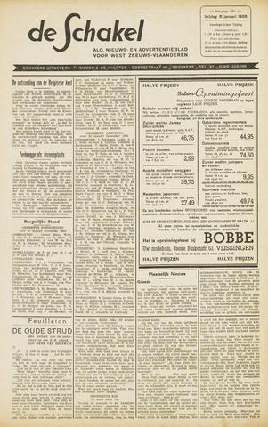 De Schakel 1956-01-06