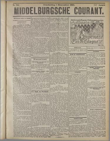 Middelburgsche Courant 1921-12-01