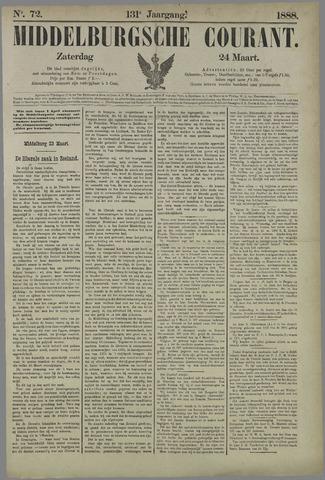 Middelburgsche Courant 1888-03-24