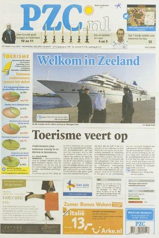 Provinciale Zeeuwse Courant 2009-05-09