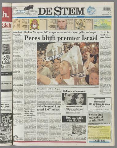 de Stem 1996-05-30
