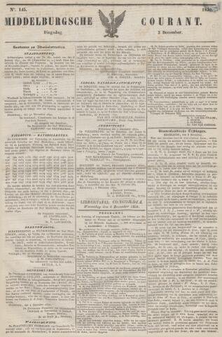 Middelburgsche Courant 1850-12-03