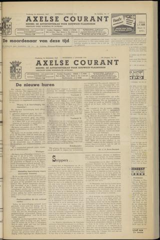 Axelsche Courant 1954