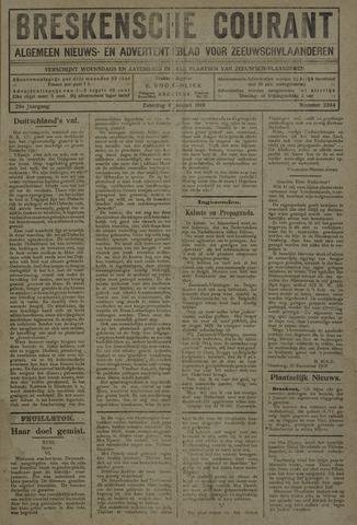 Breskensche Courant 1919