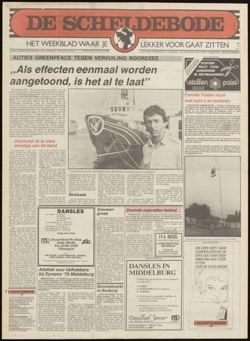 Scheldebode 1983-08-31