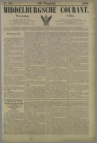 Middelburgsche Courant 1888-05-09