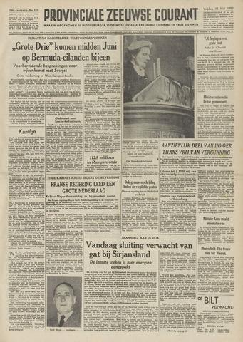 Provinciale Zeeuwse Courant 1953-05-22